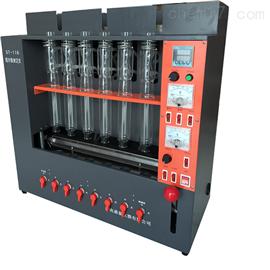 ST116粗纖維測定儀廠家