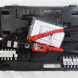 240kN电力设施许可证所需机具设备手动液压机