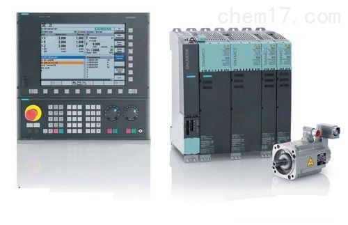 西门子810D数控系统维修各种症状-提供测试视频