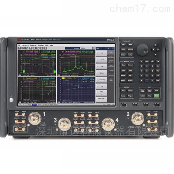 安捷伦PNA微波网络分析仪N5242B维修
