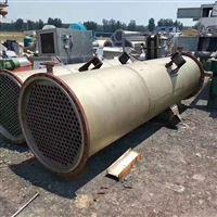 全国回收闲置二手钛材质冷凝器
