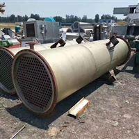 304    316   2205高价回收二手不锈钢钛材冷凝器
