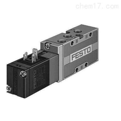 德国FESTO脉冲双电控阀,festo电磁阀VAF-PK-4一级代理