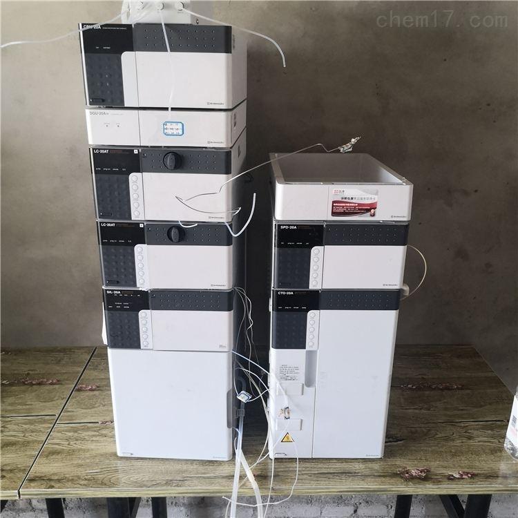 高价上门回收液相色谱仪