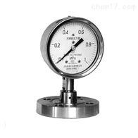 Y-100A/隔膜压力表