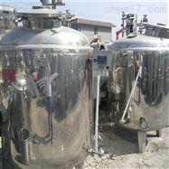 二手不锈钢电加热搅拌罐