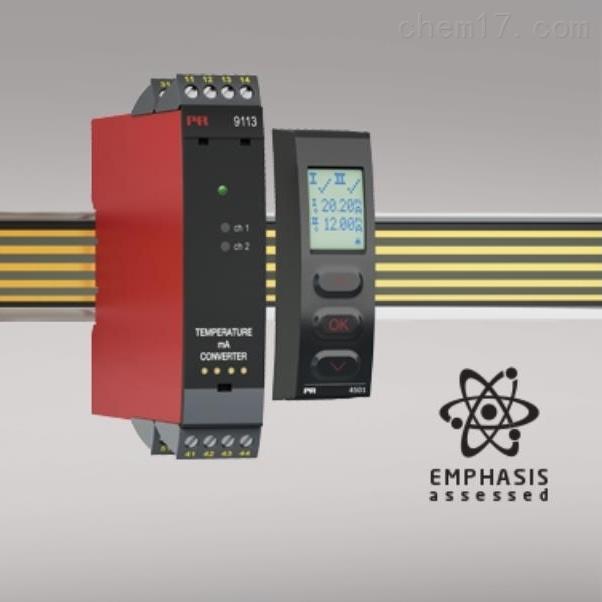 9113A-EMP 温度/毫安转换器