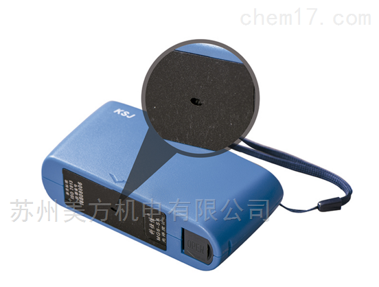 60度科仕佳MG6-SA微孔光泽度测试仪