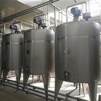 二手乳品发酵罐全国回收