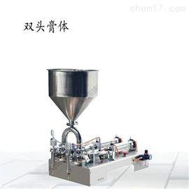 豆瓣酱酱体自动灌装机