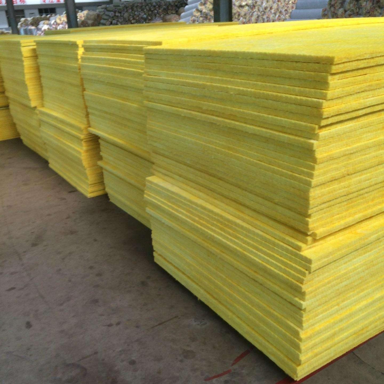 岩棉复合板厂家供应