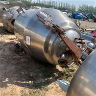 3吨二手不锈钢提取罐 大量现货