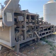 多种长期回收二手带式压滤机