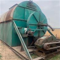 1000长期回收淀粉厂二手管束干燥机