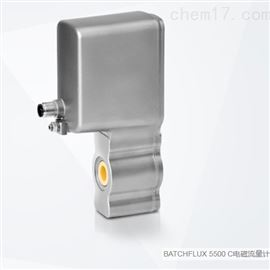 BATCHFLUX 5500德国科隆KROHNE电磁流量计