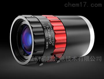 GA 25.6mm SWIR 短波近紅外鏡頭