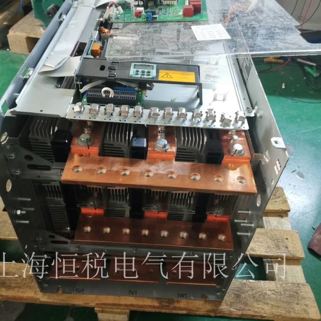 西门子调速器运行报警F60105故障解决方法