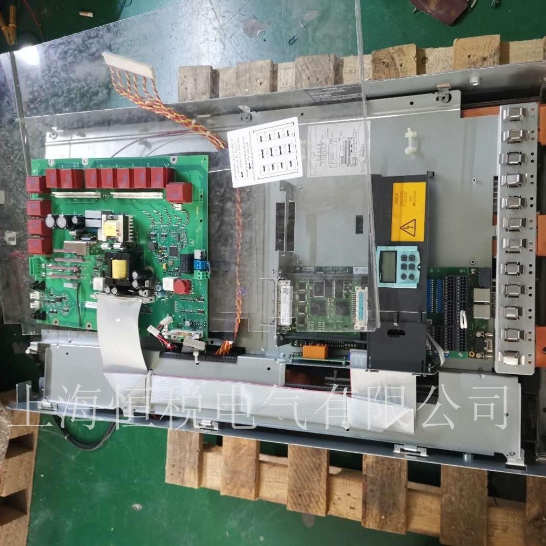 西门子调速器6RA8087报警F60031解决方法