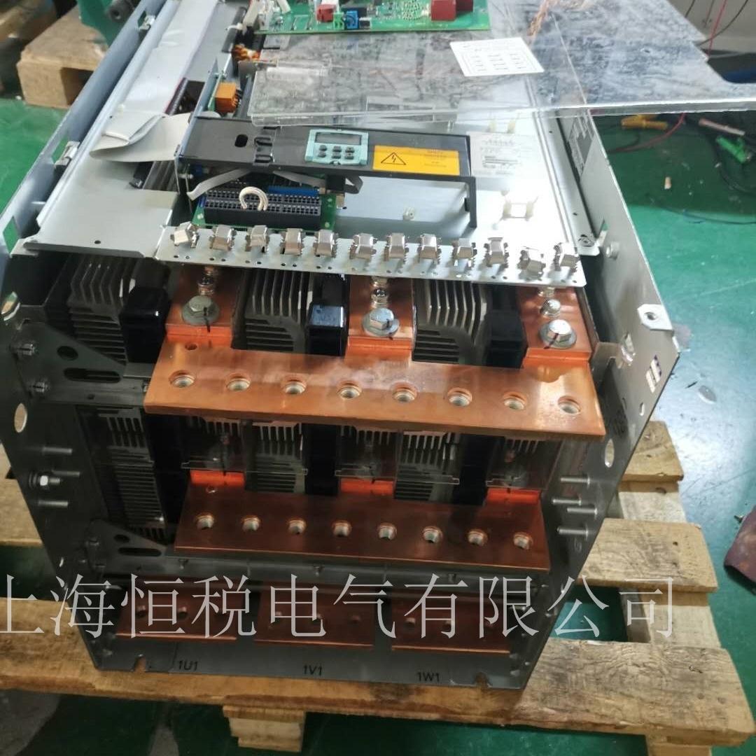 西门子调速器6RA8087运行报警F60038修复