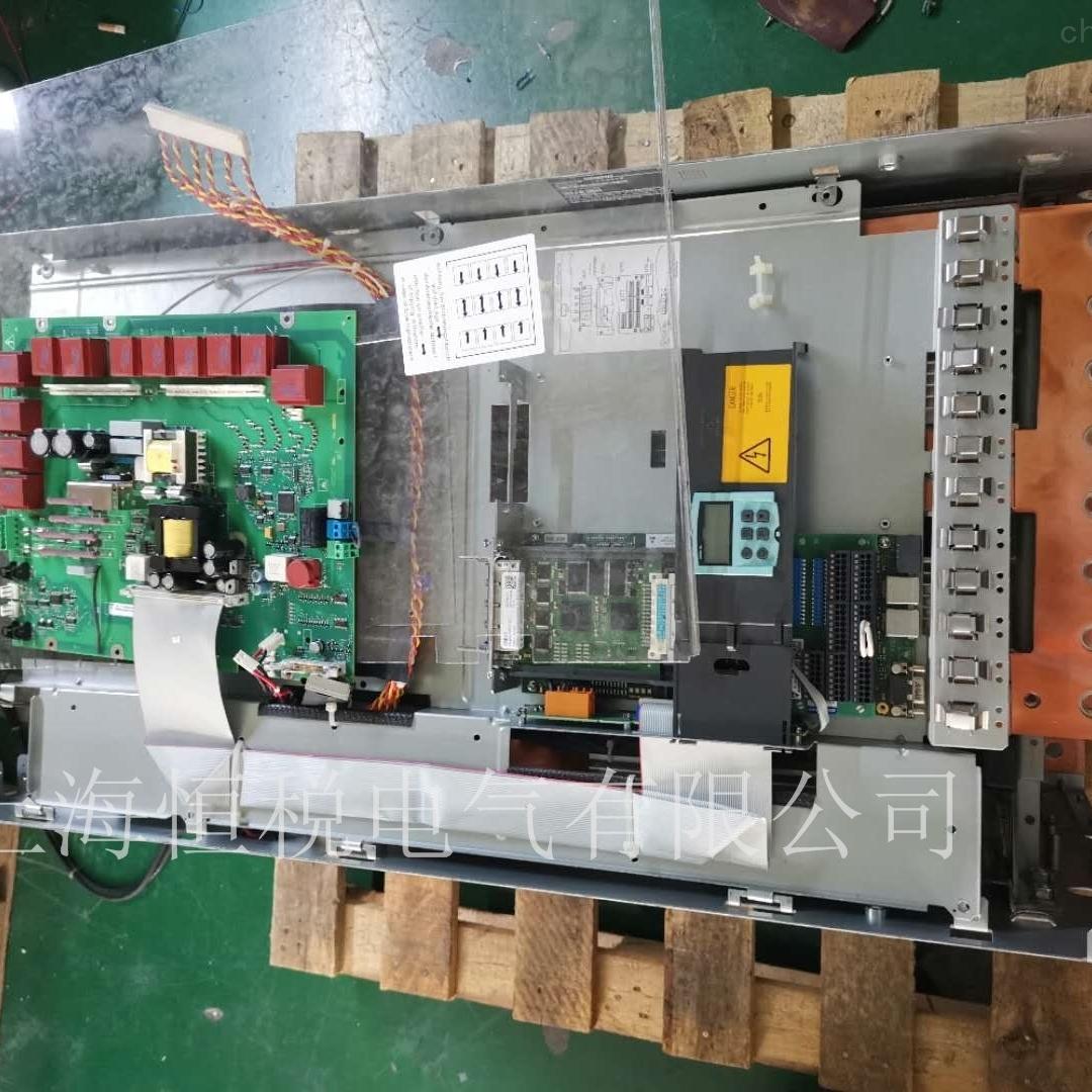 西门子6RA8087启动报警F60004故障解决方法