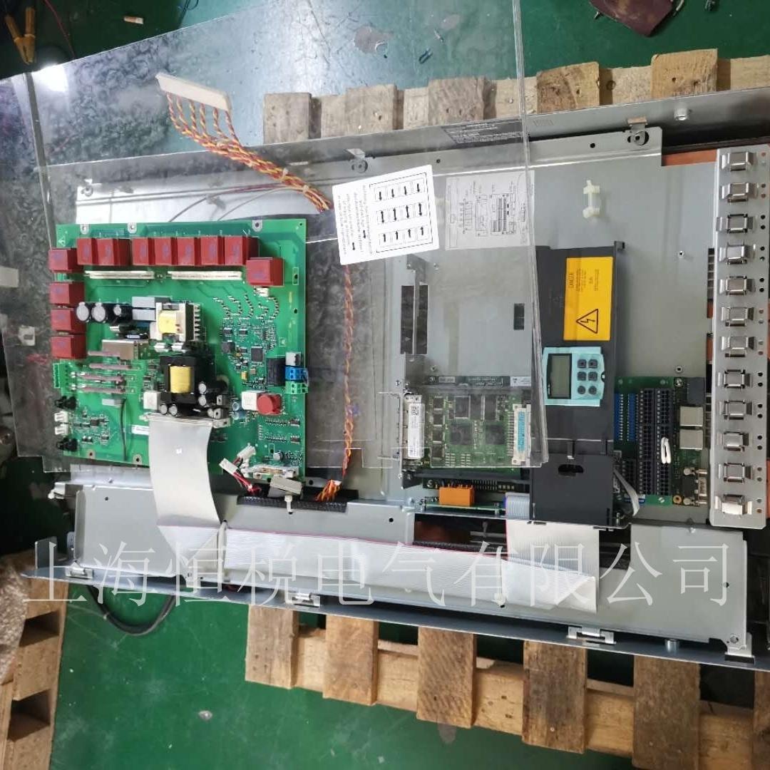 西门子控制器6RA80启动报警F60095维修技巧