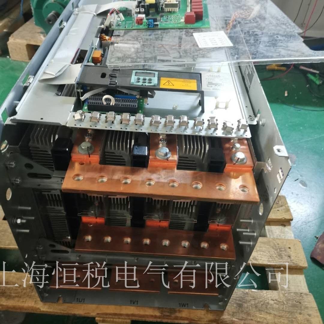 西门子控制器6RA80显示报警F60104维修中心