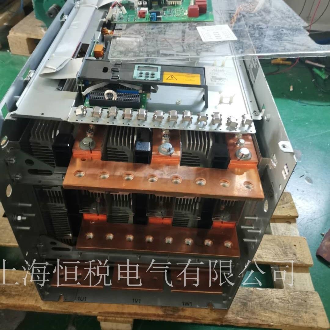 西门子控制器6RA80开机启动不了维修检测