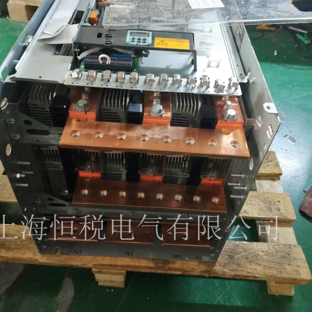 西门子变频器6RA80开机面板无显示修理专家