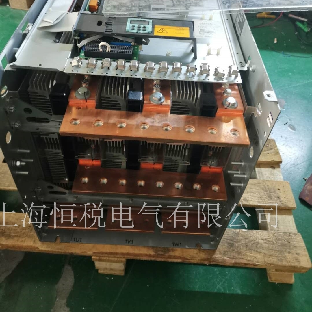 西门子驱动器6RA80开机报警F60004上门诊断