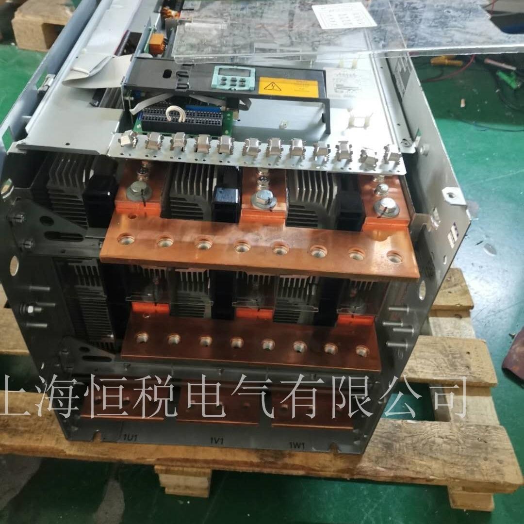 西门子驱动器6RA80面板报警F60105修好可测