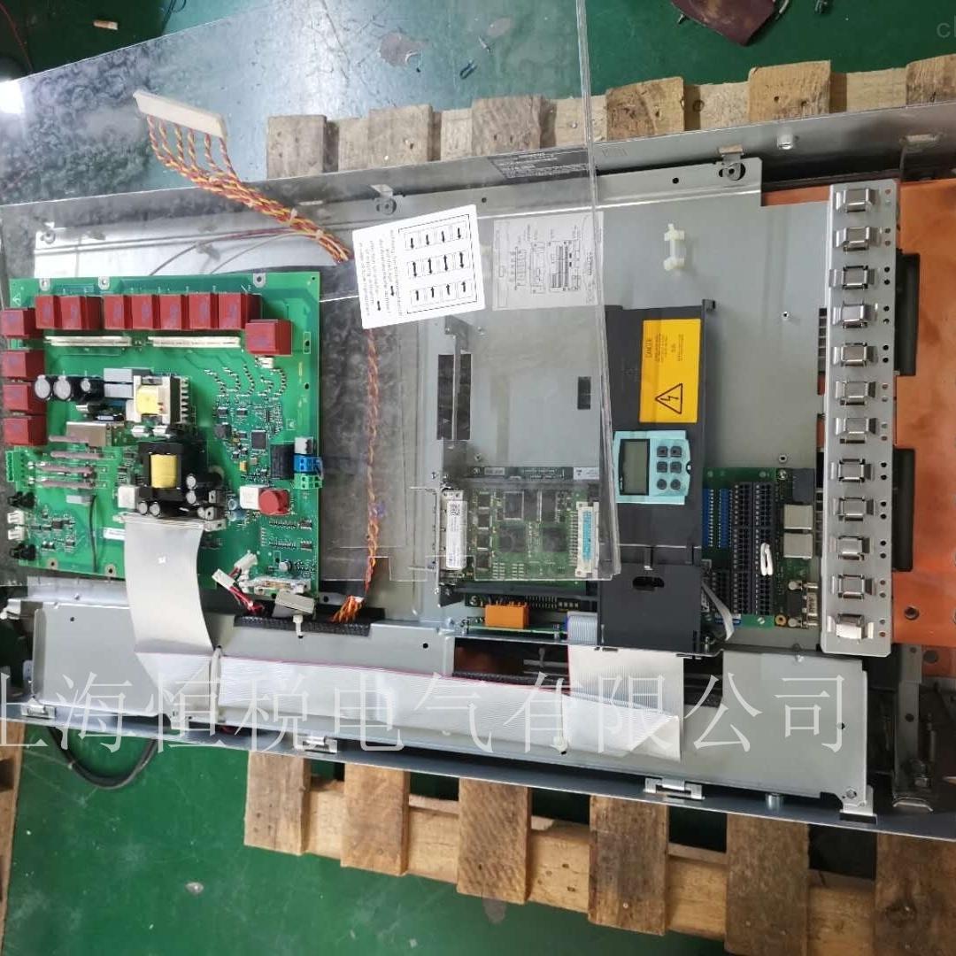 西门子直流驱动器开机报警F60094上门维修