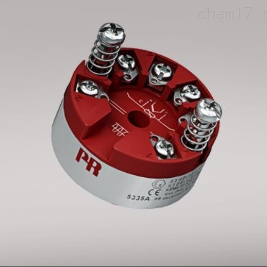 5335A   具有HART协议的2线制变送器