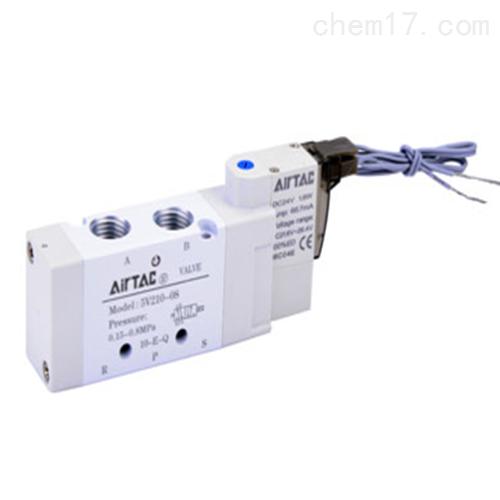 淮北亚德客5V系列电磁阀使用方法