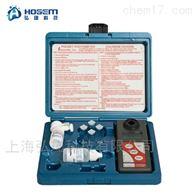 美國HF手持式余/總氯分析儀