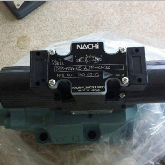 日本NACHI不二越电磁换向阀