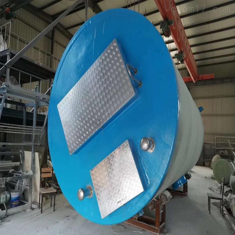 一体化供水提升泵站
