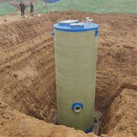 可定制重庆地埋式一体化泵站厂家直销