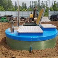 可定制河北一体化供水提升泵站