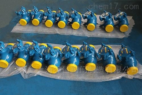 供暖管道过滤式焊接球阀