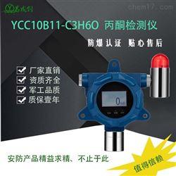 YCC101-C3H6O固定式丙酮检测仪