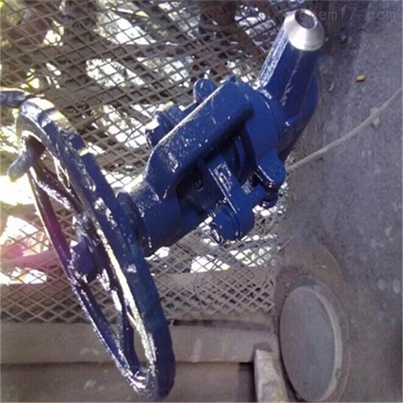 调节电动刀形闸阀