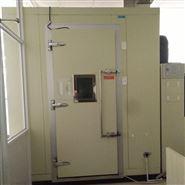 重庆步入式高低温湿热试验室