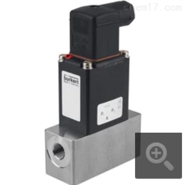 BURKERT 0121 - 直动式转动衔铁电磁阀