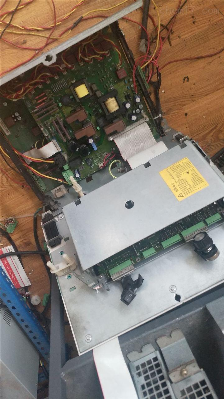 西门子全数字直流调装置器报警显示F007维修