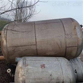 二手15吨不锈钢搅拌罐全国回收