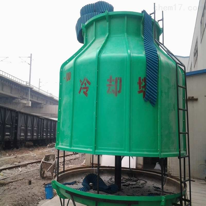 玻璃鋼冷卻塔改造