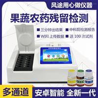 FT-NC06-1蔬菜农药残留检测仪