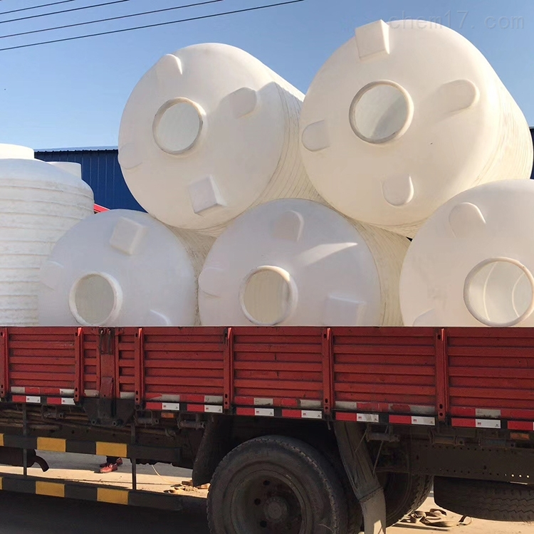 4吨皮革废水储罐