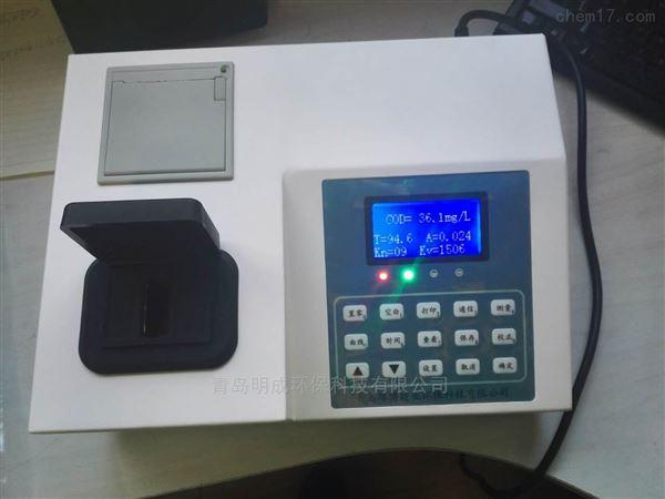 污水厂学校实验用快速COD水质测定仪
