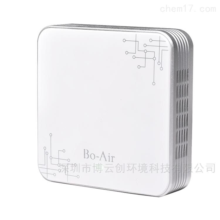 PM2.5二氧化碳甲醛温湿度气体环境监测仪